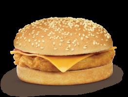 F5 Fried Cheese Burger Menu [561]