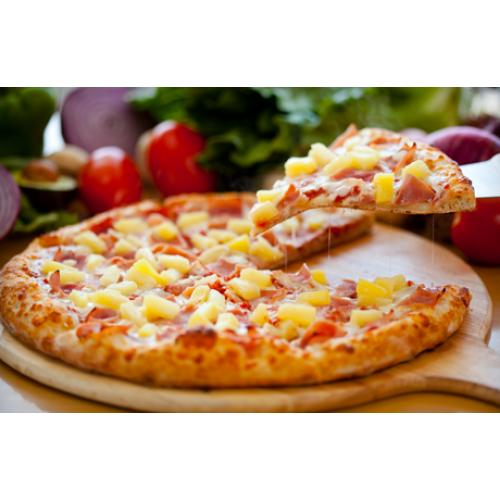 [11] Hawaii pizza