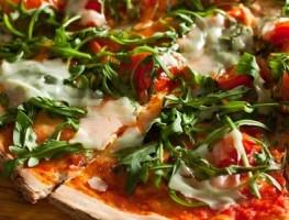 [21] Schwarzwald pizza